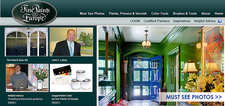 Fine_Paints_of_Europe_website