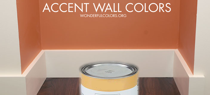 Accent Wall Paint Colors Advice