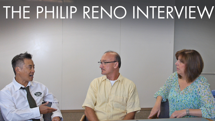 Philip Reno interview